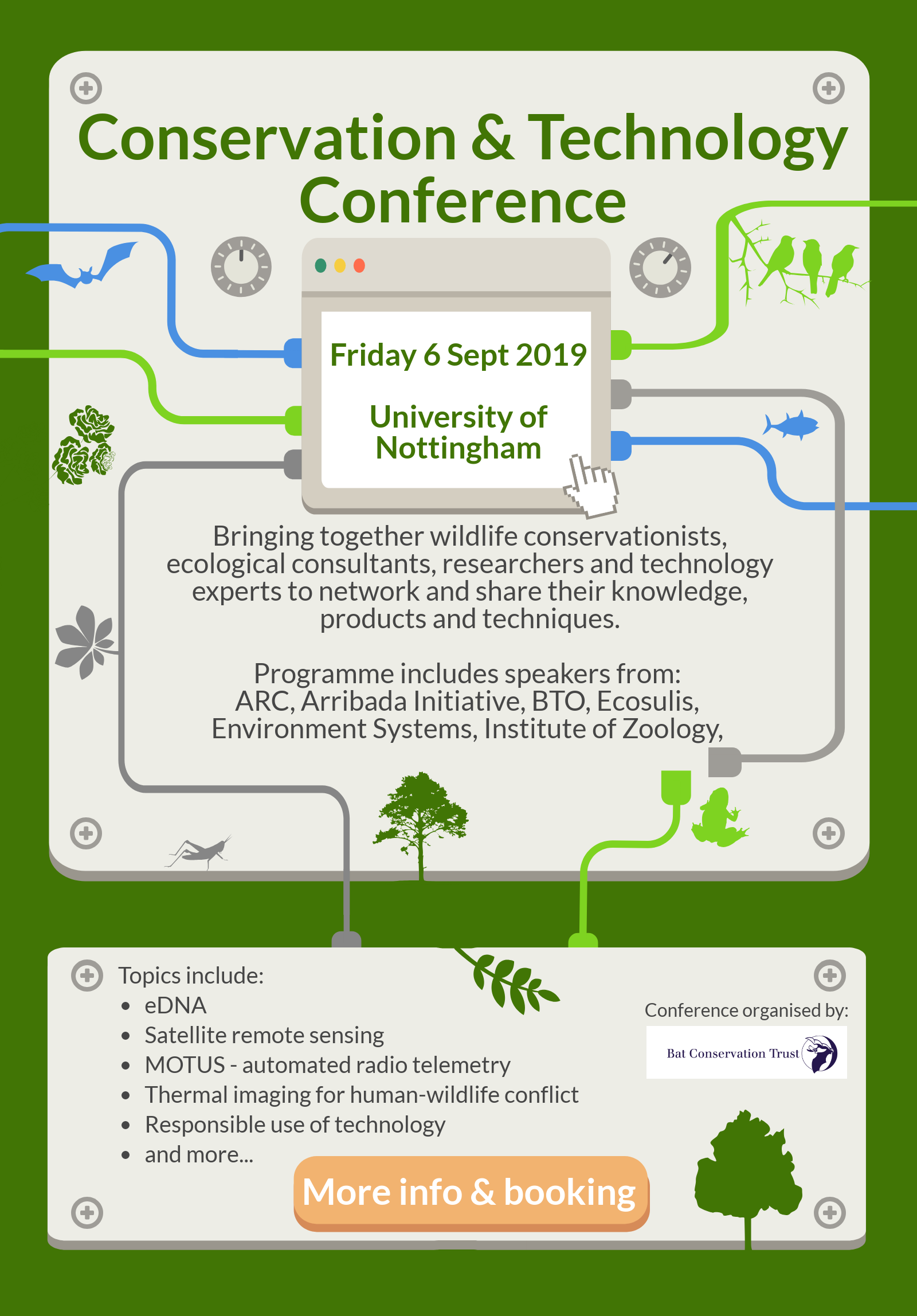 Conservation and Technology Conference