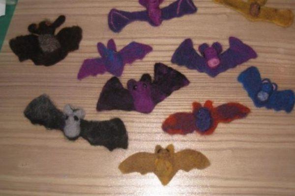 Ageless Bat crafts