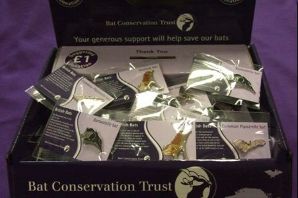 Fundraise for bats