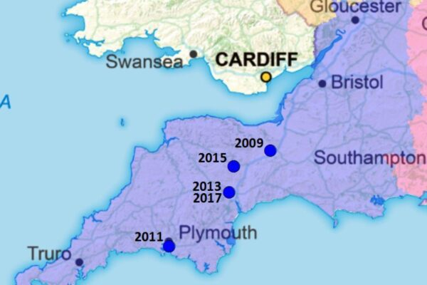 South West of England Bat Conference