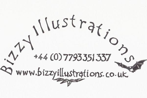 Bizzy Illustrations