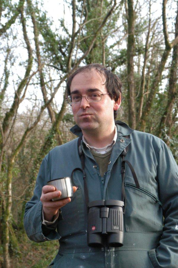 Bat Volunteer Profile: Daniel Eva, Chair of the Cornwall Bat Group
