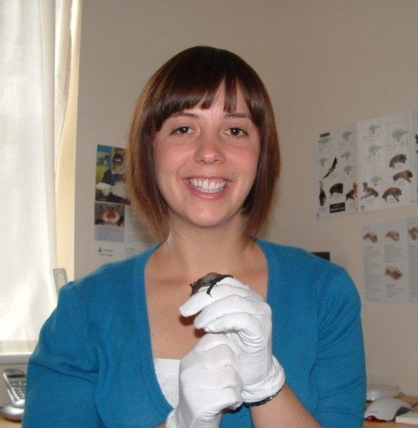 Volunteer Profile: Michelle Appleby, Trainee, Durham Bat Group