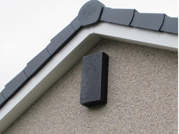 External ready-made & integrated bat boxes