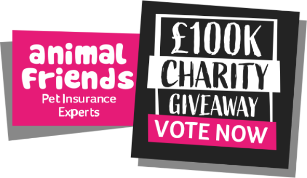 Vote now to help us receive £100k